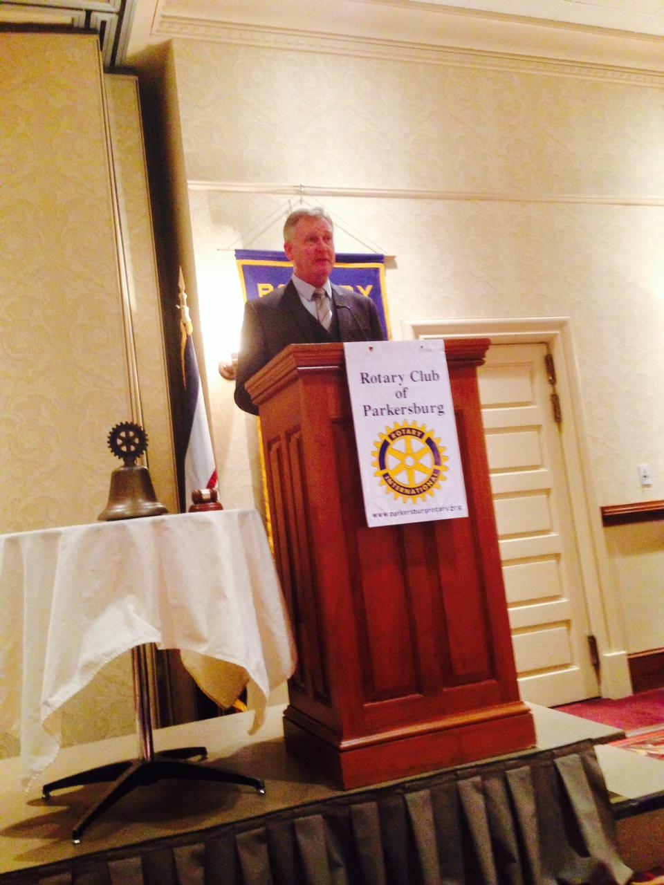 Bob Newell Rotary