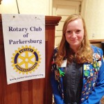014-15 Rotary Foreign Exchange Student Lisa Pasquier