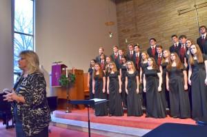 PHS Choir 2015