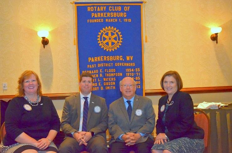 Rotary Board-2017-18